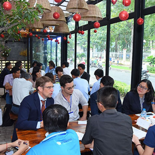 The Aquaculture Innovation Challenge successfully kicks-off in HCMC